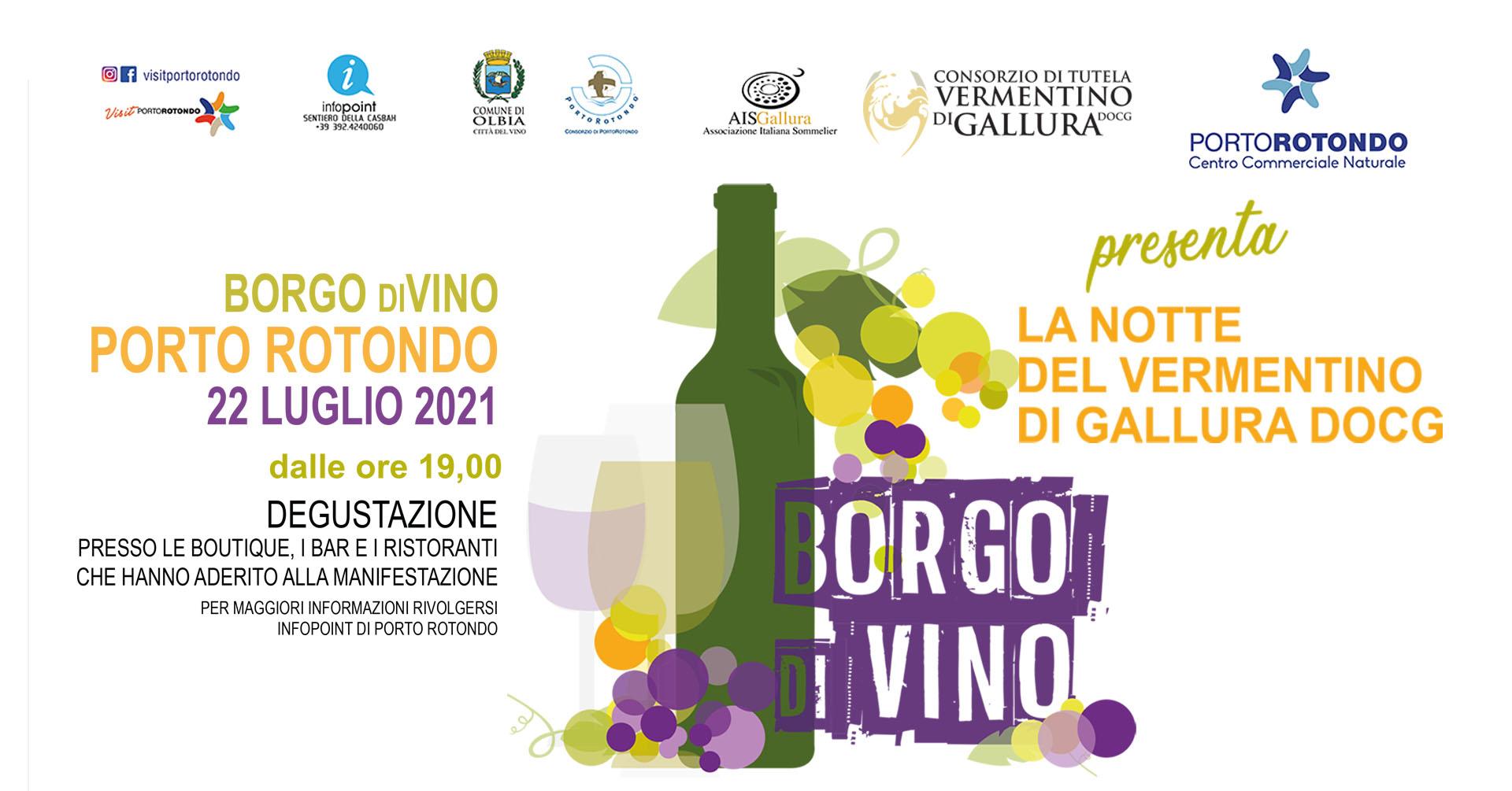 Borgo diVino – 3rd Edition