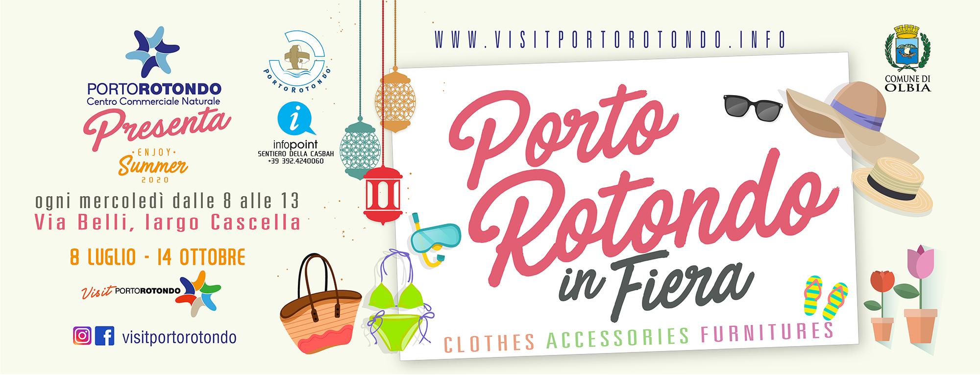 Porto Rotondo in Fiera – 2020